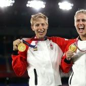 Quinn, primera deportista trans en ganar una medalla de oro en los Juegos Olímpicos