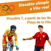 Vila-real se suma a la fiesta olímpica