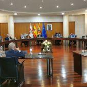 Pleno de la DPH celebrado el viernes 6 de agosto