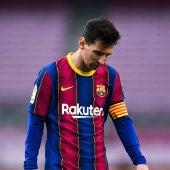 Messi no sigue