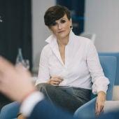 """Susana Lluna, consultora en estrategia digital y periodista especializada en comunicación digital, y autora del libro, """"Los nativos digitales no existen"""","""
