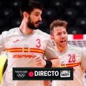 España - Egipto balonmano en directo: lucha por el bronce, partido de hoy en los Juegos Olímpicos