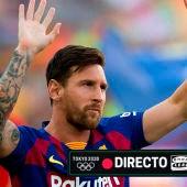 Rueda de prensa de Leo Messi, hoy: Explica su versión de su adiós al Barça
