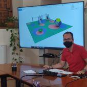 Los nuevos juegos infantiles del Hort del Monjo contarán con rocódromo