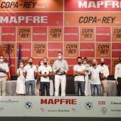Teatro Soho Caixabank, ganador en BMR OWC 2 y vencedor del Trofeo V Centenario al campeón absoluto en tiempo real y compensado en la 39 Copa del Rey Mapfre de Vela