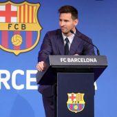 El hijo de Messi se hace viral por defender a su padre tras el insulto de un aficionado