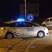 Realizan varias cargas policiales en Magaluf ante altercados de turistas en coches y mobiliario urbano