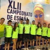 El CN Tenis Elche logra 19 medallas en el Campeonato de España Absoluto y Júnior.