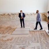 La villa romana de La Malena podría abrirse al público en otoño