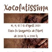 Cartel Xocolatíssima