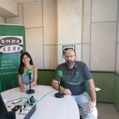 Araceli Gutiérrez y Antonio David Jiménez