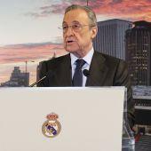 La respuesta de Florentino Pérez a las acusaciones de influir en la salida de Messi del Barcelona