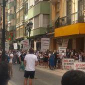 SOS de los vecinos de Torre la Sal por las calles de Castelló