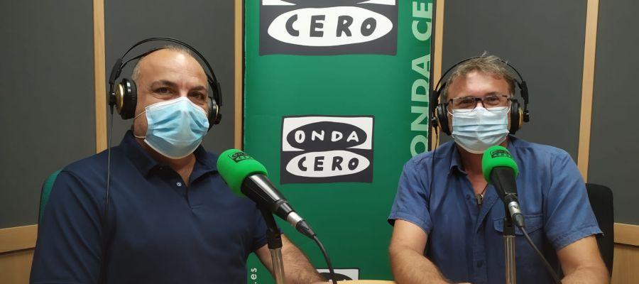 Paco Tévar y Juan Carlos Fresneda