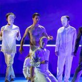 """""""Edipo a través de las llamas"""": Una versión onírica del mito griego se estrena en el Festival de Teatro Clásico de Mérida"""
