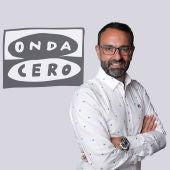 Edu García, presentador de Radioestadio
