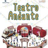 El Teatro Andante ya recorre la provincia de Albacete, ¿te apuntas?