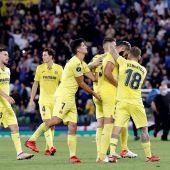 El Villarreal cae ante el Chelsea en la tanda de penaltis de la Supercopa de Europa
