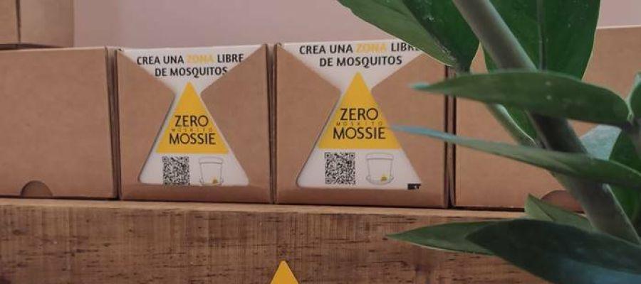 Antimosquitos diseñado en Alicante