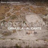 Patrimonio Histórico publica un nuevo vídeo con los últimos hallazgos del Yacimiento de Los Saladares
