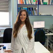 Isabel Villegas, dermatóloga