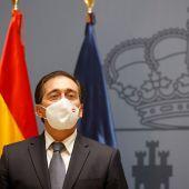 El ministro de Asuntos Exteriores, José Manuel Albares