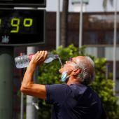 La ola de calor mantiene en alerta a casi toda España, con máximas de hasta 46ºC