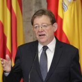 Ximi Puig, president de la Generalitat Valenciana