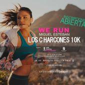 La XIII Carrera 'Los Charcones 10K' de Miguel Esteban se celebrará el 28 de agosto en horario matinal
