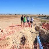 Imagen renovación red Pozo Palancas