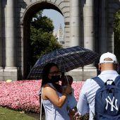 La primera ola de calor del verano comienza a remitir tras alcanzar temperaturas récords