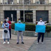 Trabajadores transfronterizos en Ceuta