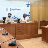 El Ayuntamiento de Socuéllamos rubrica el convenio de colaboración con Cáritas Interparroquial