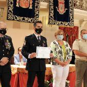 Acto de reconocimiento de la Policía Local de Ciudad Real