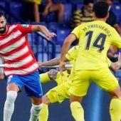 empate en Villarreal