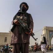Talibán en Kabul