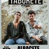 "Taburete aterrizará en el 65º Festival de Albacete con su gira ""Gira La Furyo Infinita"""