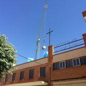 La parroquia San Pablo pone en marcha un proyecto para recoger fondos para la remodelación de las cubiertas
