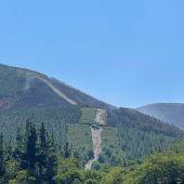 El suroccidente en alerta por un incendio forestal en Arleo