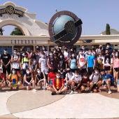 52 jóvenes argamasilleros viajan a la Warner de Madrid