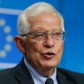 El alto representante de la Unión Europea para la Política Exterior, Josep Borrell.