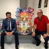 Luis Barcala y Pedro Espadero