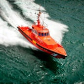 Un buque de Salvamento marítimo