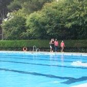 La piscina de Puerto Real en una foto de archivo