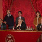 Fallece Enrique Sánchez Carrasco, ex alcalde de Huesca