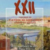Nueva edición del Concurso de Pintura al Aire Libre 'Ciudad de Badajoz'