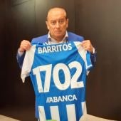 "Juan Ángel Barros Botana, ""Barritos"""