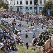 Día de América en Asturias.
