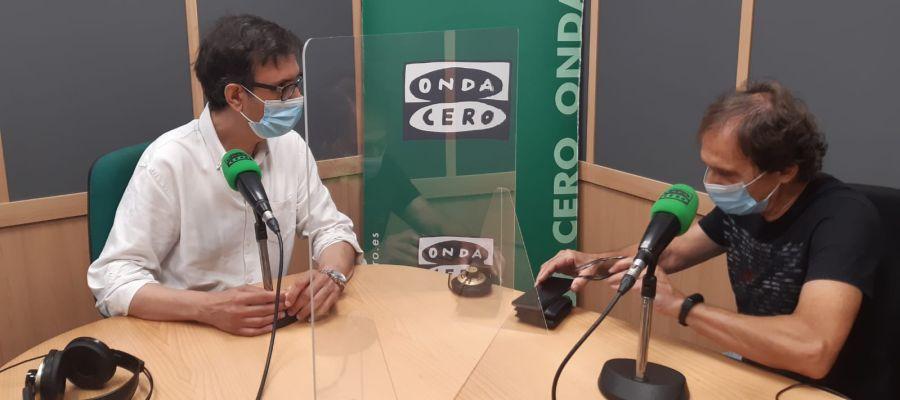 Francisco Huertas Hernández y Víctor Carratalá