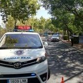Vehículo de la Policía Local de Ciudad Real